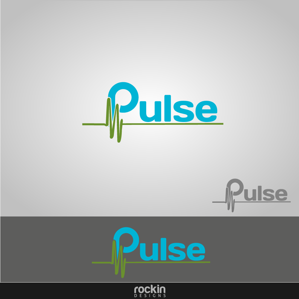 Logo Design by rockin - Entry No. 37 in the Logo Design Contest Captivating Logo Design for Pulse.