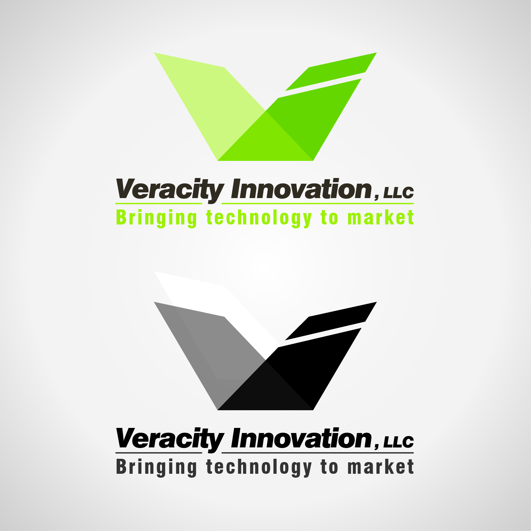 Logo Design by Faris Alsalahat - Entry No. 315 in the Logo Design Contest Creative Logo Design for Veracity Innovation, LLC.