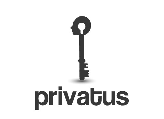 Logo Design by Ismail Adhi Wibowo - Entry No. 66 in the Logo Design Contest New Logo Design for privatus.