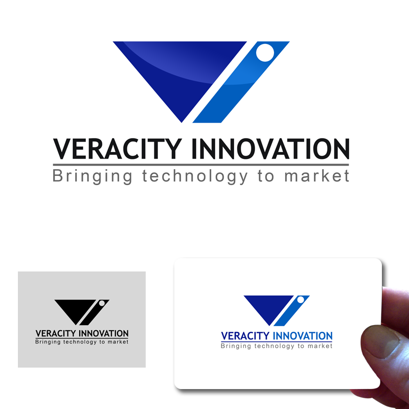 Logo Design by Private User - Entry No. 319 in the Logo Design Contest Creative Logo Design for Veracity Innovation, LLC.