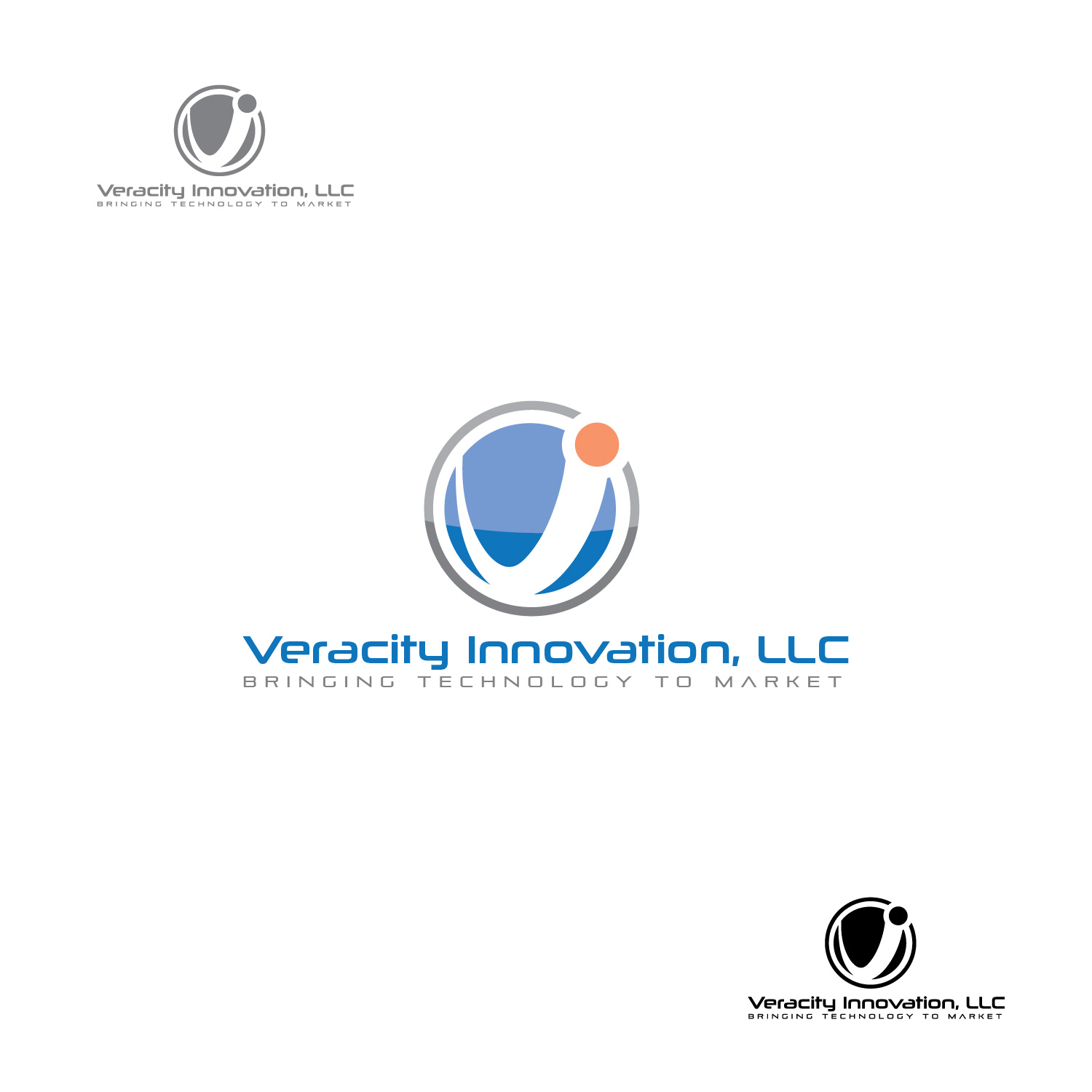 Logo Design by lagalag - Entry No. 322 in the Logo Design Contest Creative Logo Design for Veracity Innovation, LLC.