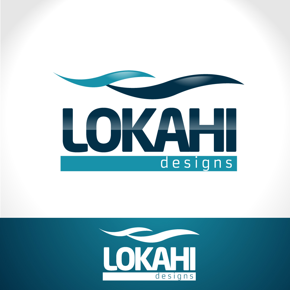 Logo Design by French Godlex Andico - Entry No. 68 in the Logo Design Contest  Epic Logo Design for LOKAHI designs.