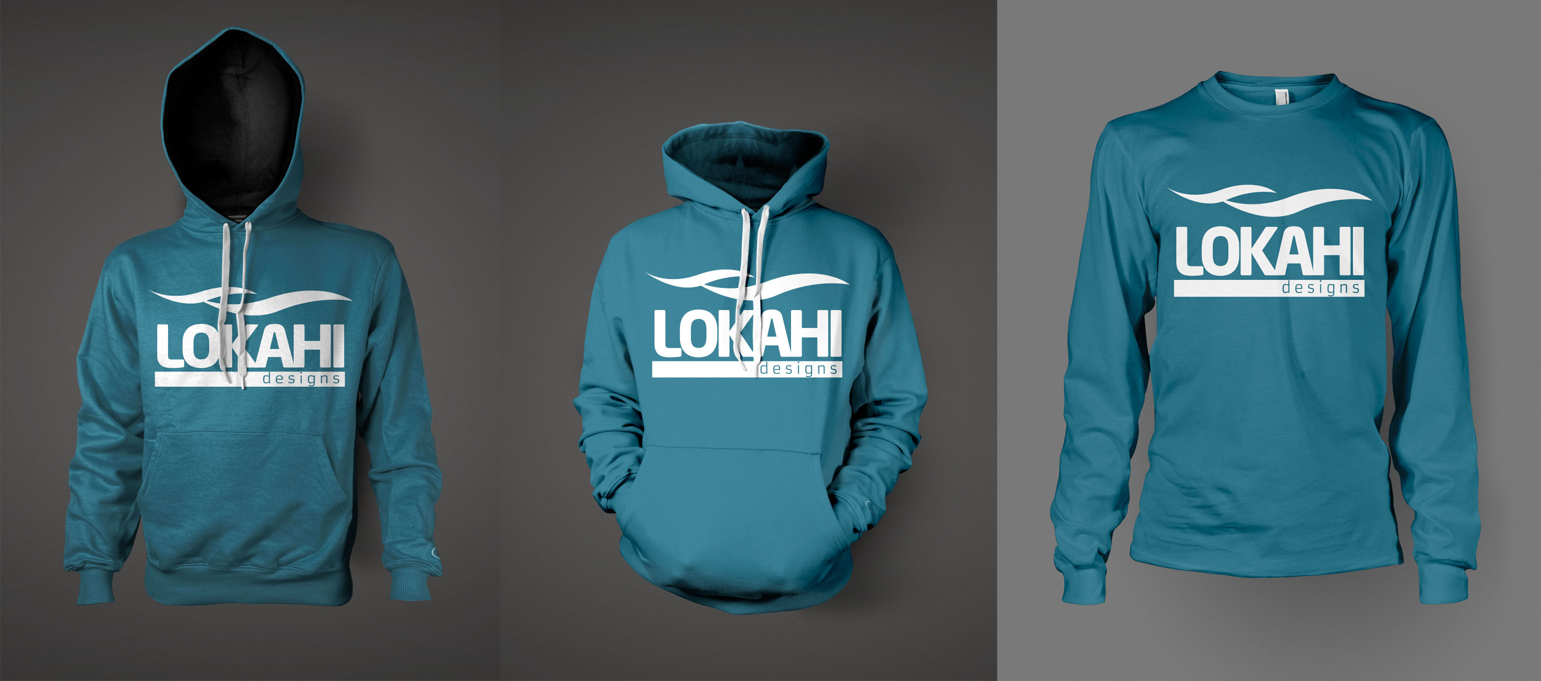Logo Design by French Godlex Andico - Entry No. 69 in the Logo Design Contest  Epic Logo Design for LOKAHI designs.