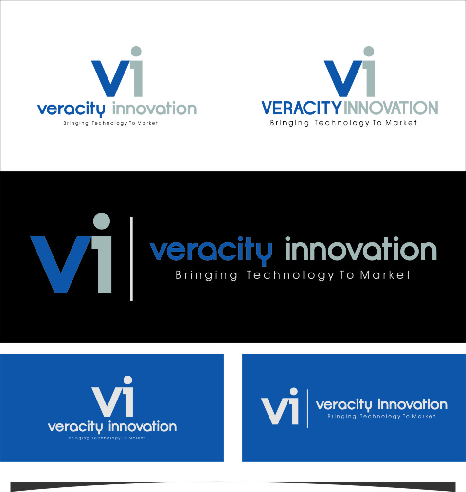 Logo Design by Ngepet_art - Entry No. 326 in the Logo Design Contest Creative Logo Design for Veracity Innovation, LLC.