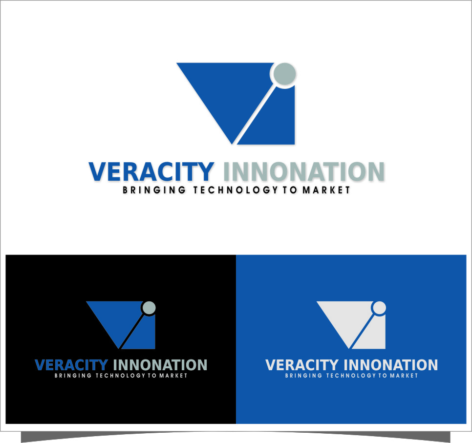 Logo Design by Ngepet_art - Entry No. 327 in the Logo Design Contest Creative Logo Design for Veracity Innovation, LLC.