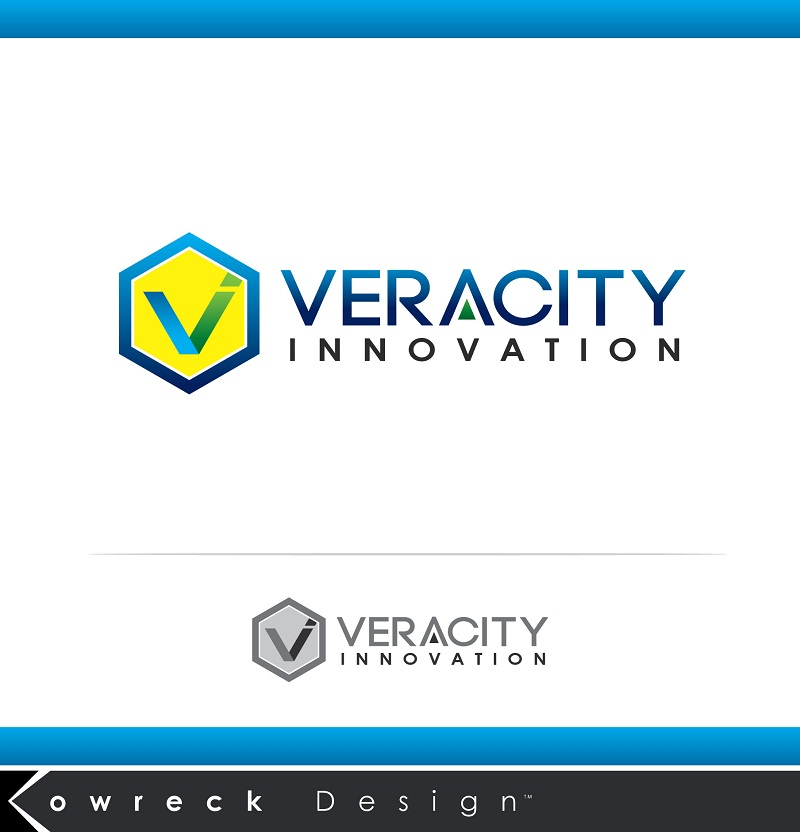 Logo Design by kowreck - Entry No. 329 in the Logo Design Contest Creative Logo Design for Veracity Innovation, LLC.