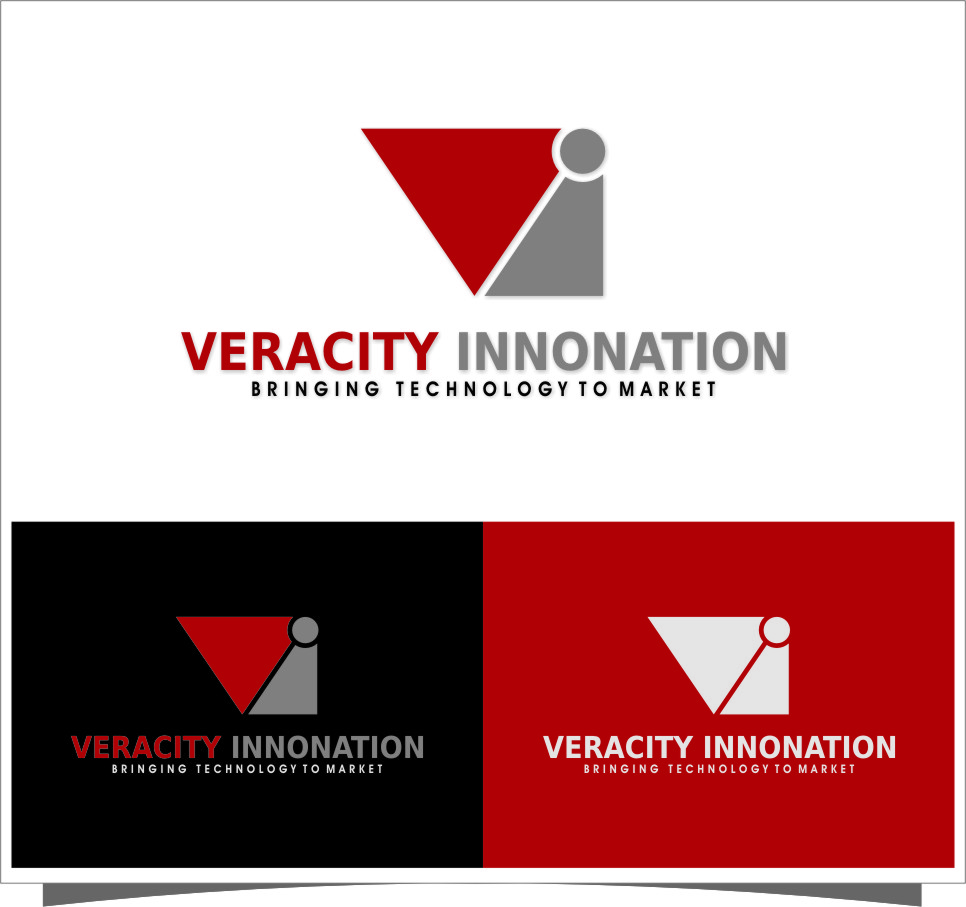 Logo Design by Ngepet_art - Entry No. 334 in the Logo Design Contest Creative Logo Design for Veracity Innovation, LLC.