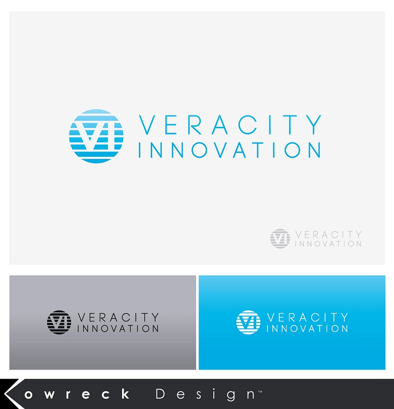 Logo Design by kowreck - Entry No. 335 in the Logo Design Contest Creative Logo Design for Veracity Innovation, LLC.