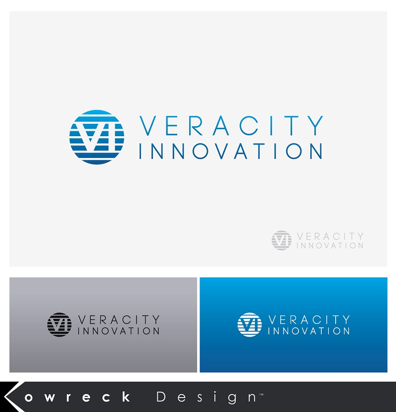 Logo Design by kowreck - Entry No. 336 in the Logo Design Contest Creative Logo Design for Veracity Innovation, LLC.
