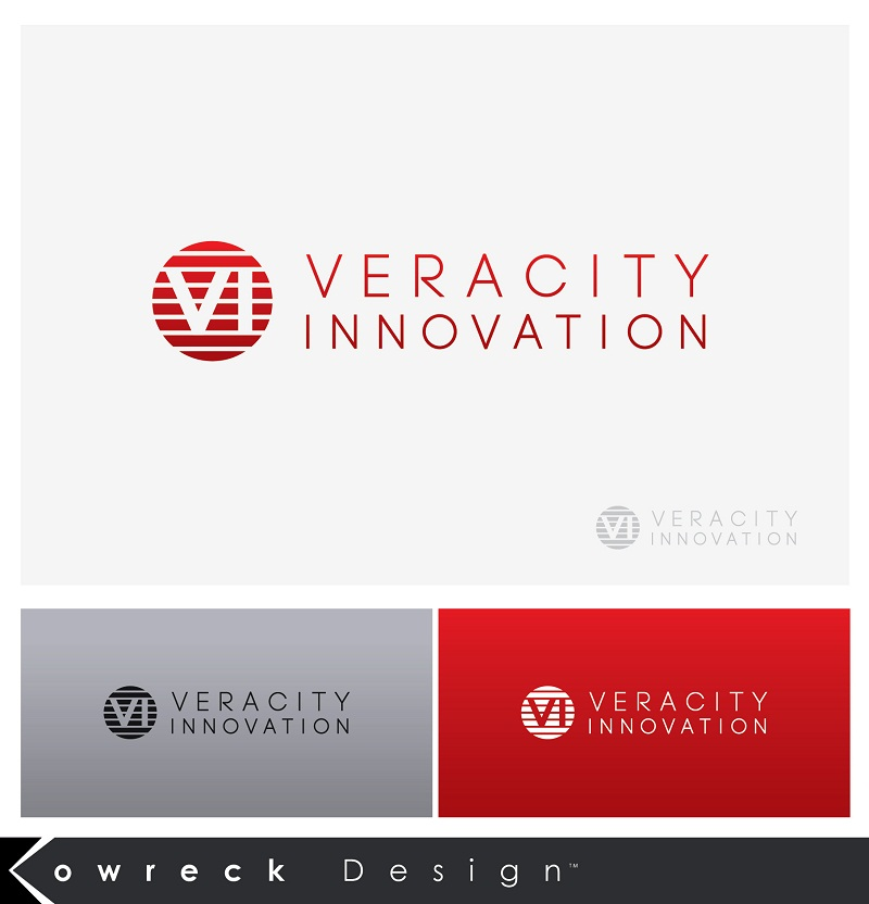 Logo Design by kowreck - Entry No. 337 in the Logo Design Contest Creative Logo Design for Veracity Innovation, LLC.