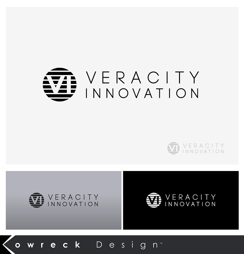 Logo Design by kowreck - Entry No. 338 in the Logo Design Contest Creative Logo Design for Veracity Innovation, LLC.