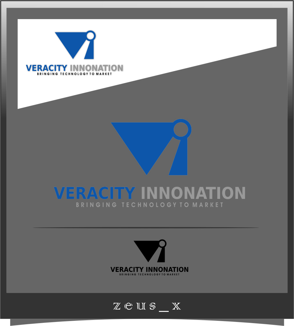Logo Design by Ngepet_art - Entry No. 339 in the Logo Design Contest Creative Logo Design for Veracity Innovation, LLC.