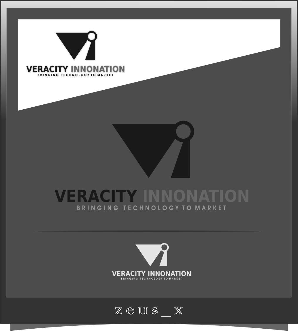 Logo Design by Ngepet_art - Entry No. 341 in the Logo Design Contest Creative Logo Design for Veracity Innovation, LLC.
