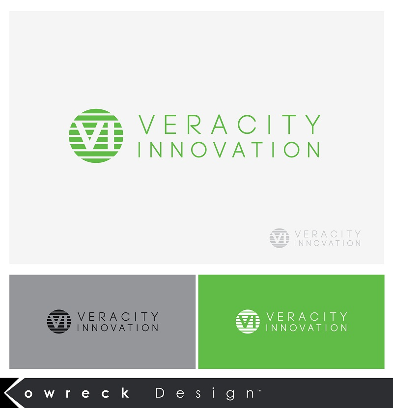 Logo Design by kowreck - Entry No. 342 in the Logo Design Contest Creative Logo Design for Veracity Innovation, LLC.