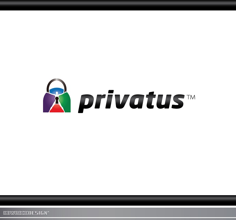 Logo Design by kowreck - Entry No. 83 in the Logo Design Contest New Logo Design for privatus.
