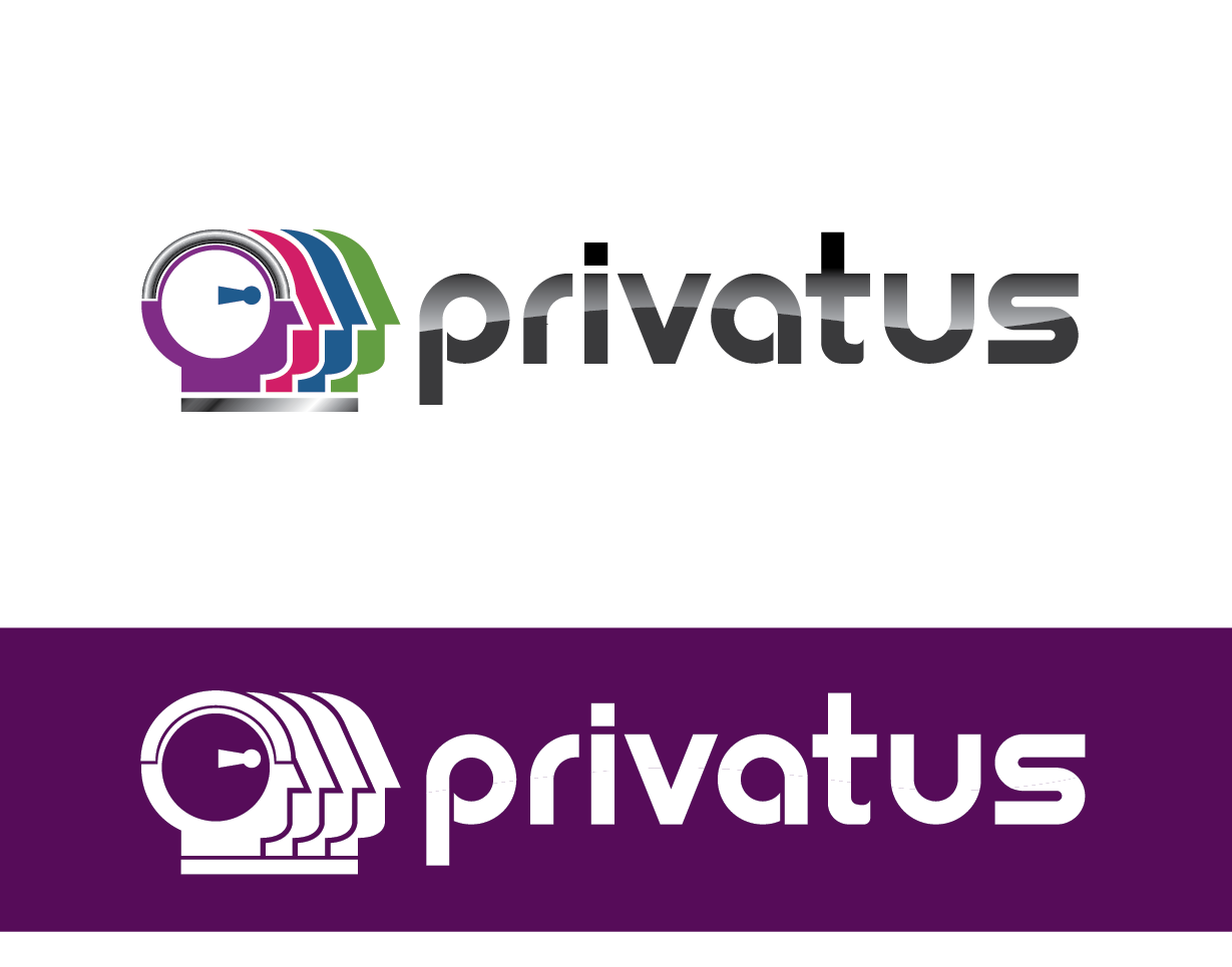 Logo Design by iwyn - Entry No. 97 in the Logo Design Contest New Logo Design for privatus.