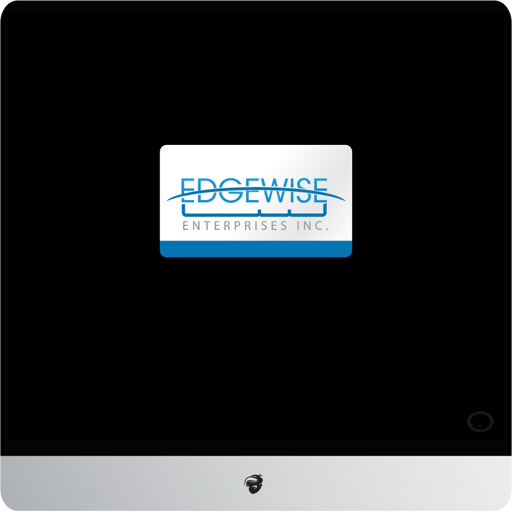 Logo Design by zesthar - Entry No. 53 in the Logo Design Contest New Logo Design for Edgewise Enterprises Inc..
