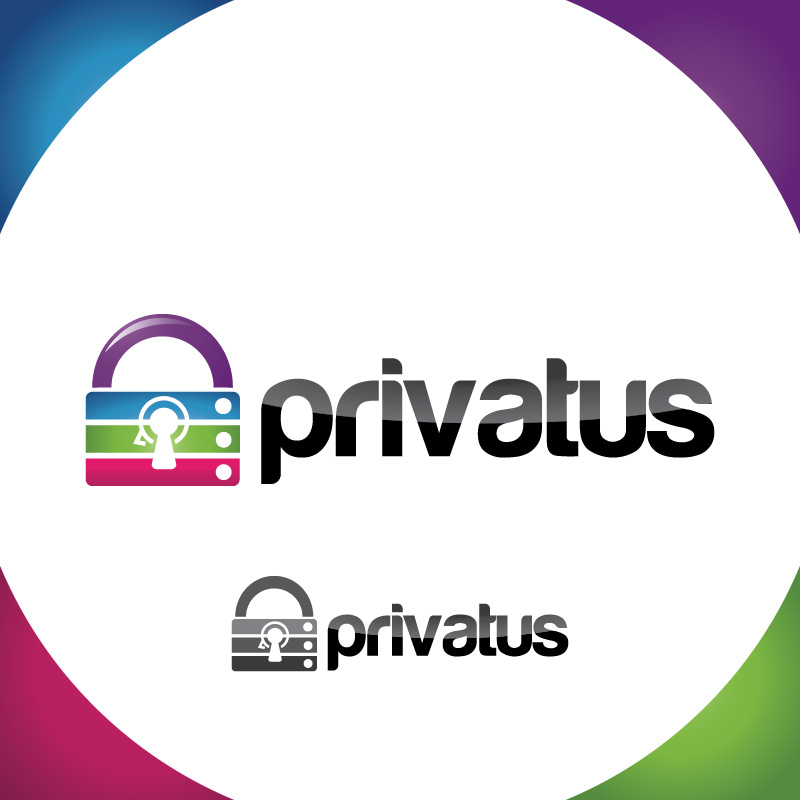 Logo Design by Iskander Dino - Entry No. 110 in the Logo Design Contest New Logo Design for privatus.