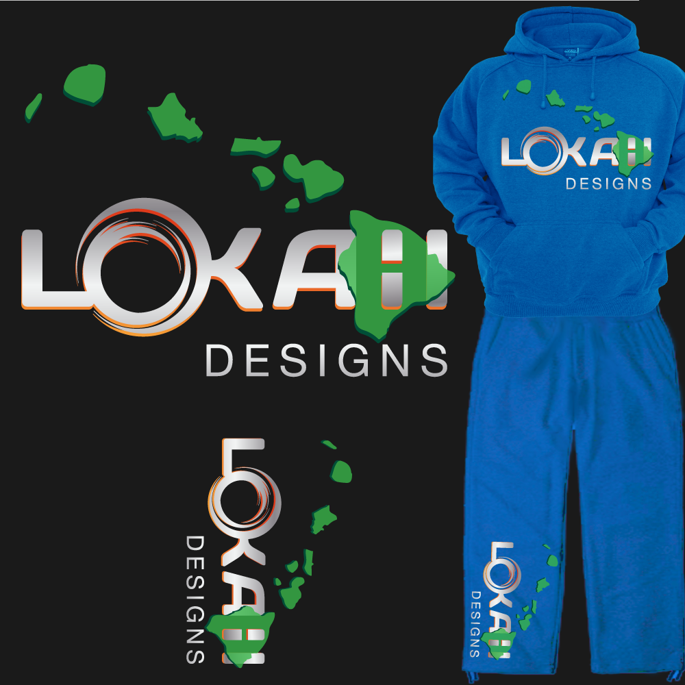 Logo Design by rockin - Entry No. 72 in the Logo Design Contest  Epic Logo Design for LOKAHI designs.