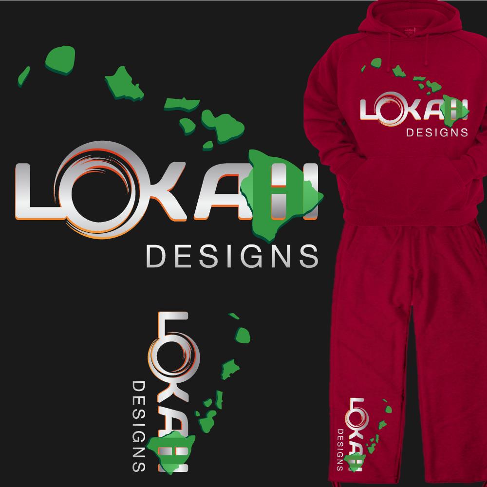Logo Design by rockin - Entry No. 73 in the Logo Design Contest  Epic Logo Design for LOKAHI designs.