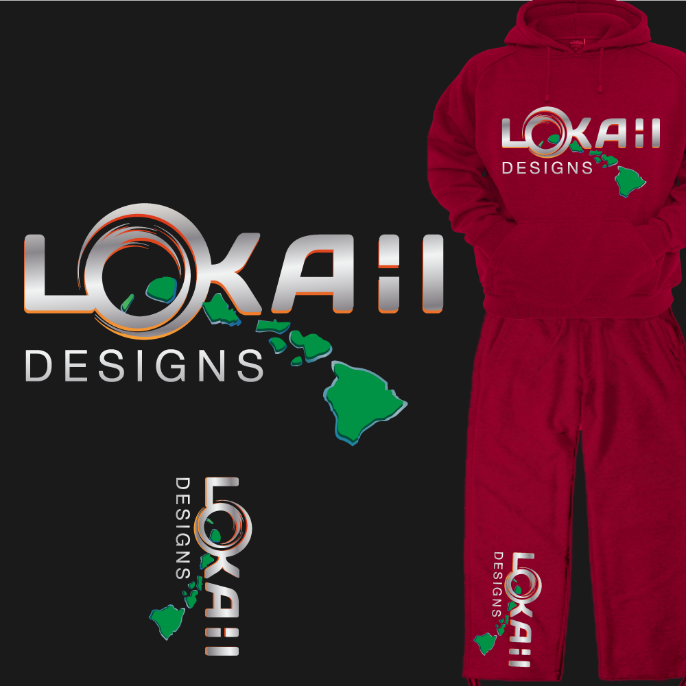 Logo Design by rockin - Entry No. 74 in the Logo Design Contest  Epic Logo Design for LOKAHI designs.