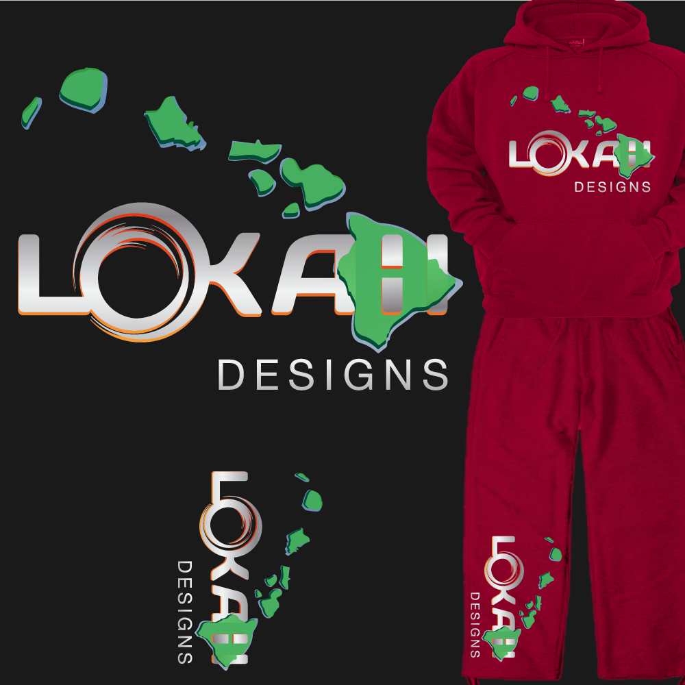 Logo Design by rockin - Entry No. 75 in the Logo Design Contest  Epic Logo Design for LOKAHI designs.