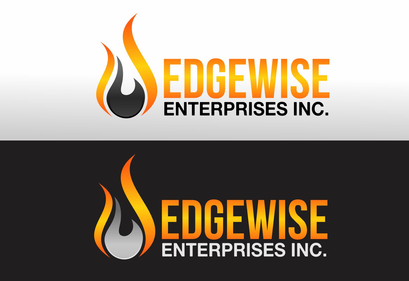 Logo Design by Web Sourcing - Entry No. 54 in the Logo Design Contest New Logo Design for Edgewise Enterprises Inc..