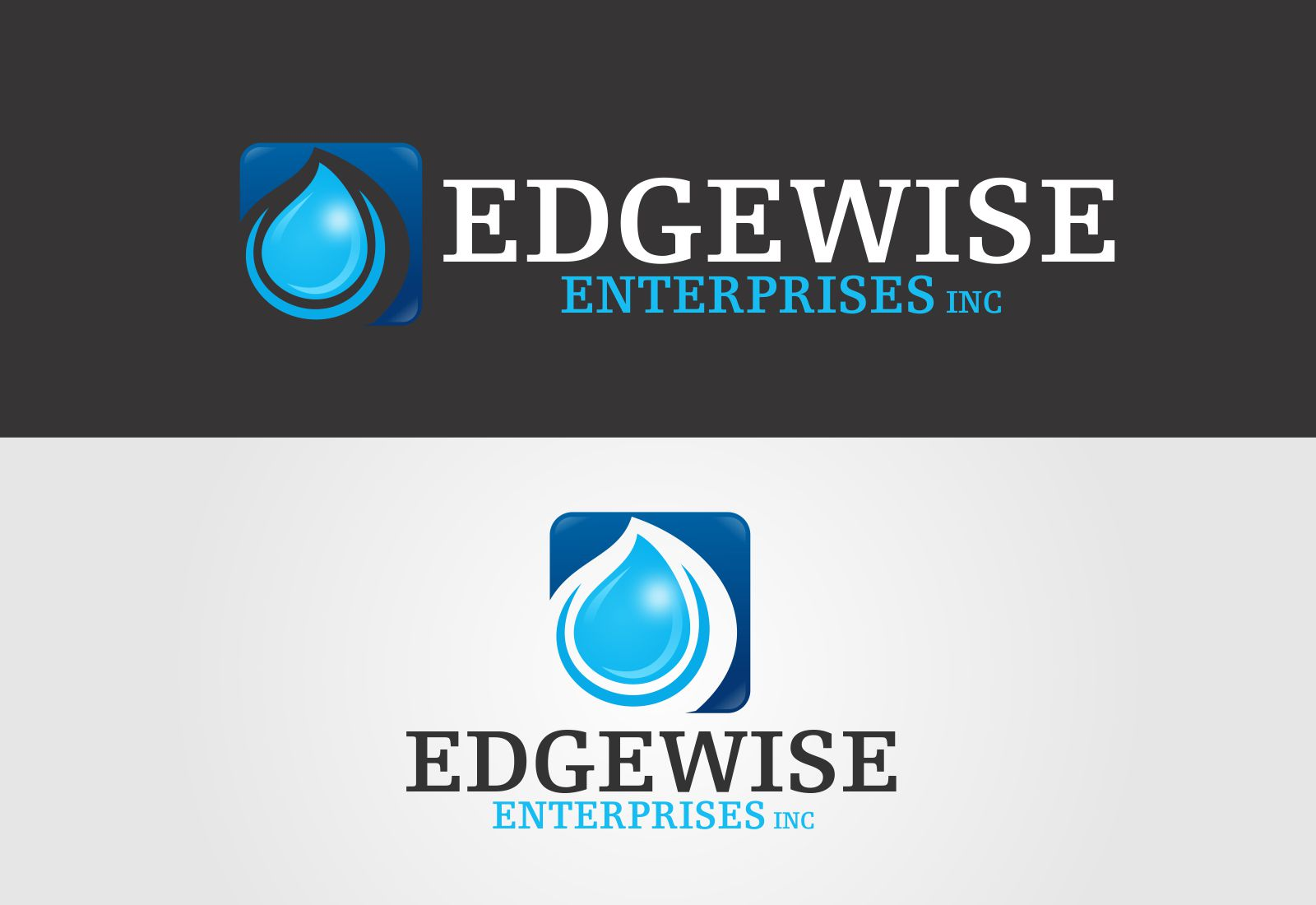 Logo Design by Web Sourcing - Entry No. 55 in the Logo Design Contest New Logo Design for Edgewise Enterprises Inc..