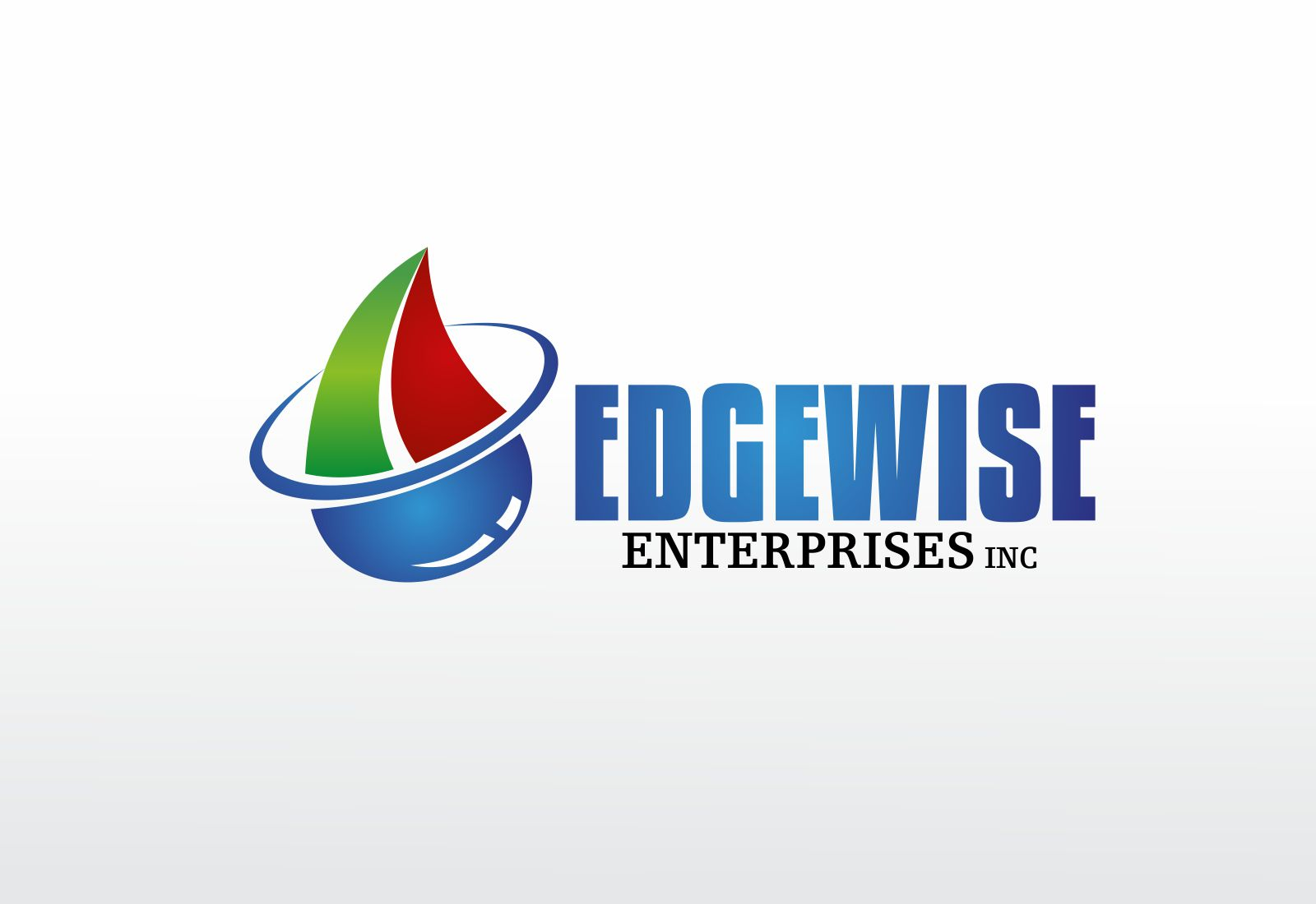 Logo Design by Web Sourcing - Entry No. 56 in the Logo Design Contest New Logo Design for Edgewise Enterprises Inc..