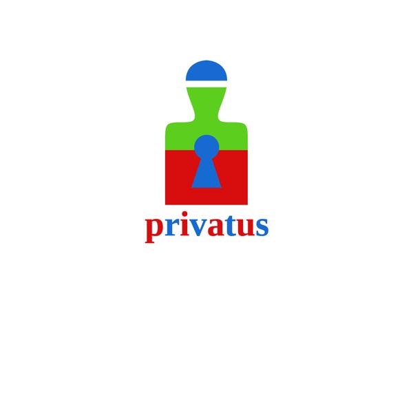 Logo Design by JaroslavProcka - Entry No. 113 in the Logo Design Contest New Logo Design for privatus.
