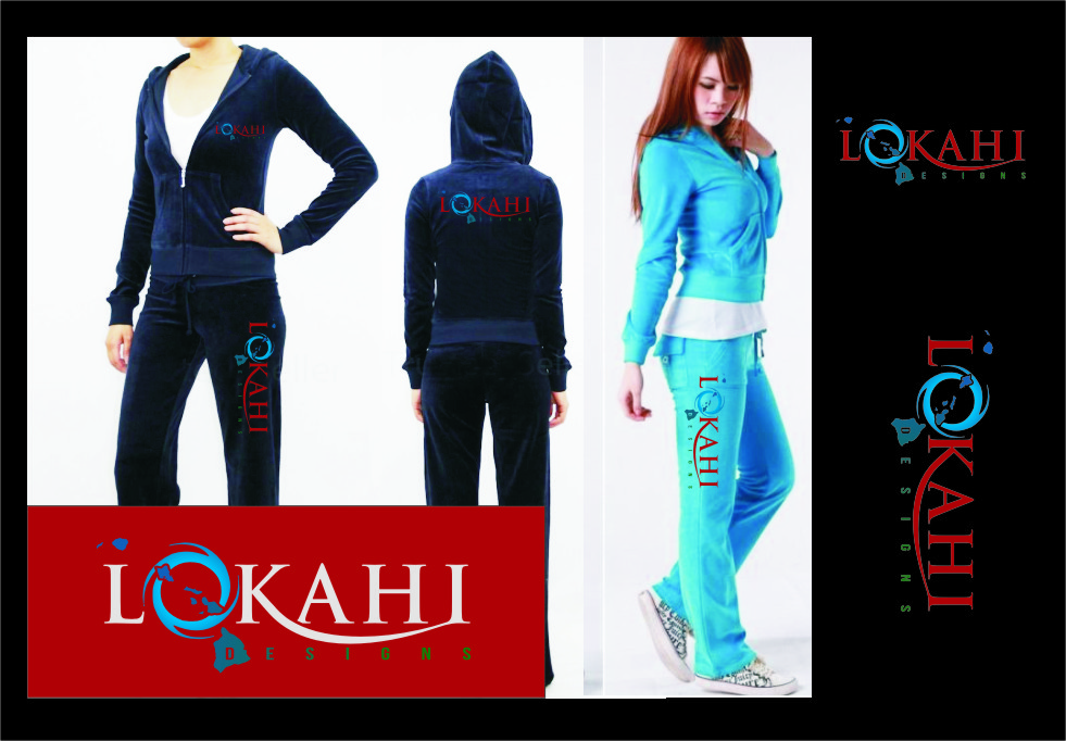 Logo Design by RasYa Muhammad Athaya - Entry No. 77 in the Logo Design Contest  Epic Logo Design for LOKAHI designs.