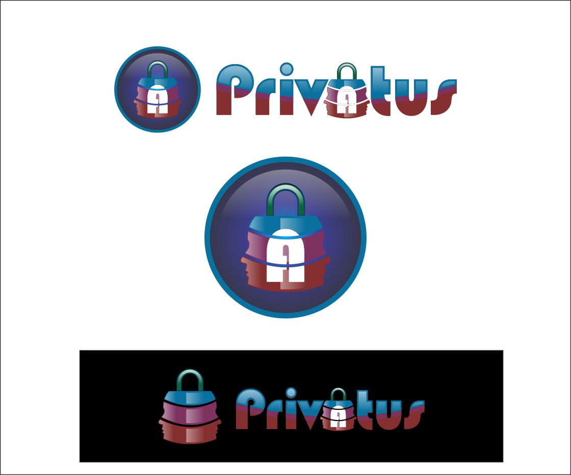 Logo Design by Agus Martoyo - Entry No. 120 in the Logo Design Contest New Logo Design for privatus.