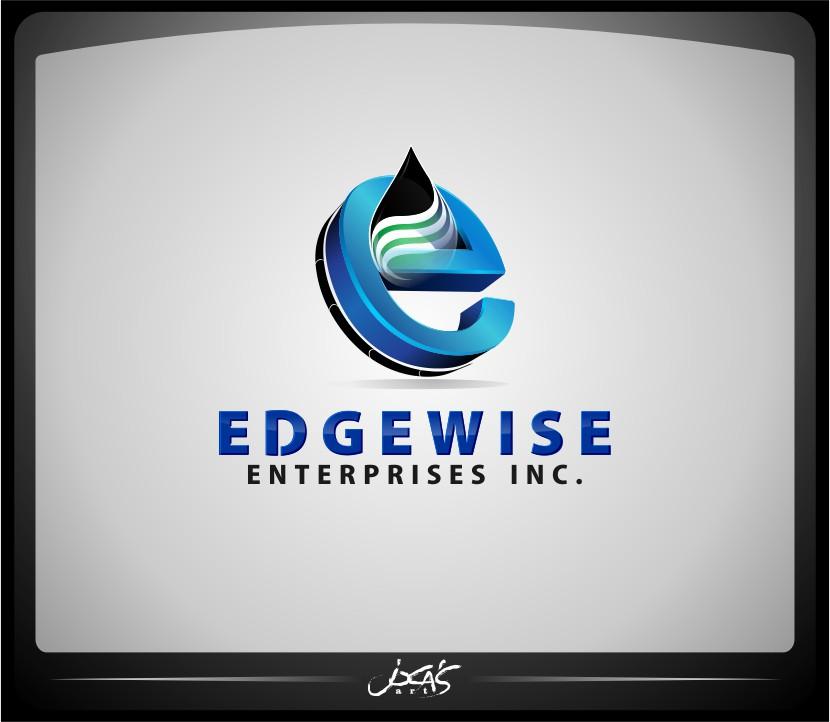 Logo Design by joca - Entry No. 59 in the Logo Design Contest New Logo Design for Edgewise Enterprises Inc..