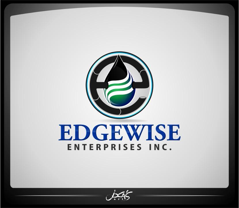 Logo Design by joca - Entry No. 60 in the Logo Design Contest New Logo Design for Edgewise Enterprises Inc..