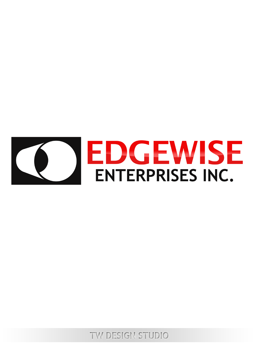 Logo Design by Private User - Entry No. 61 in the Logo Design Contest New Logo Design for Edgewise Enterprises Inc..
