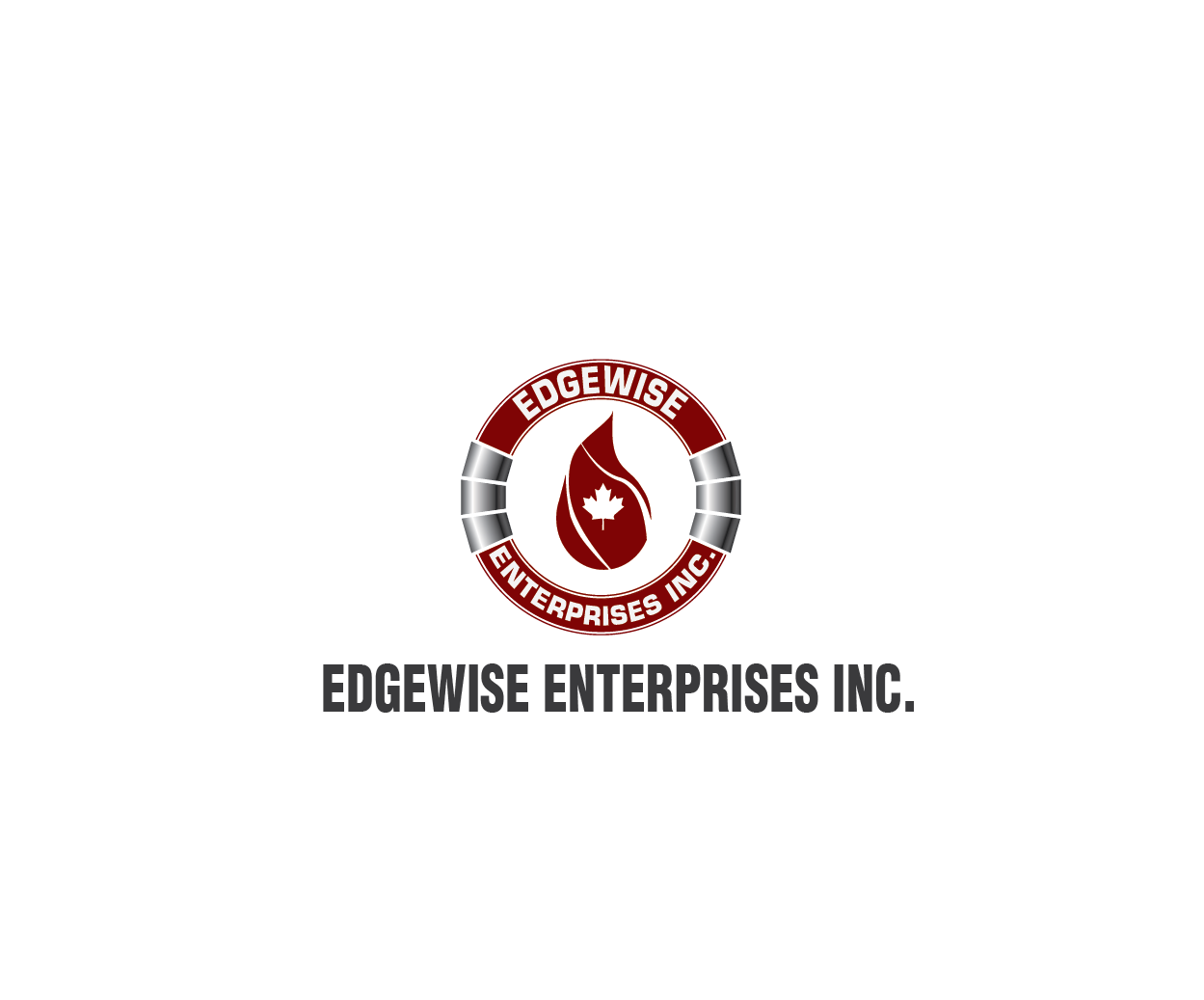 Logo Design by iwyn - Entry No. 64 in the Logo Design Contest New Logo Design for Edgewise Enterprises Inc..