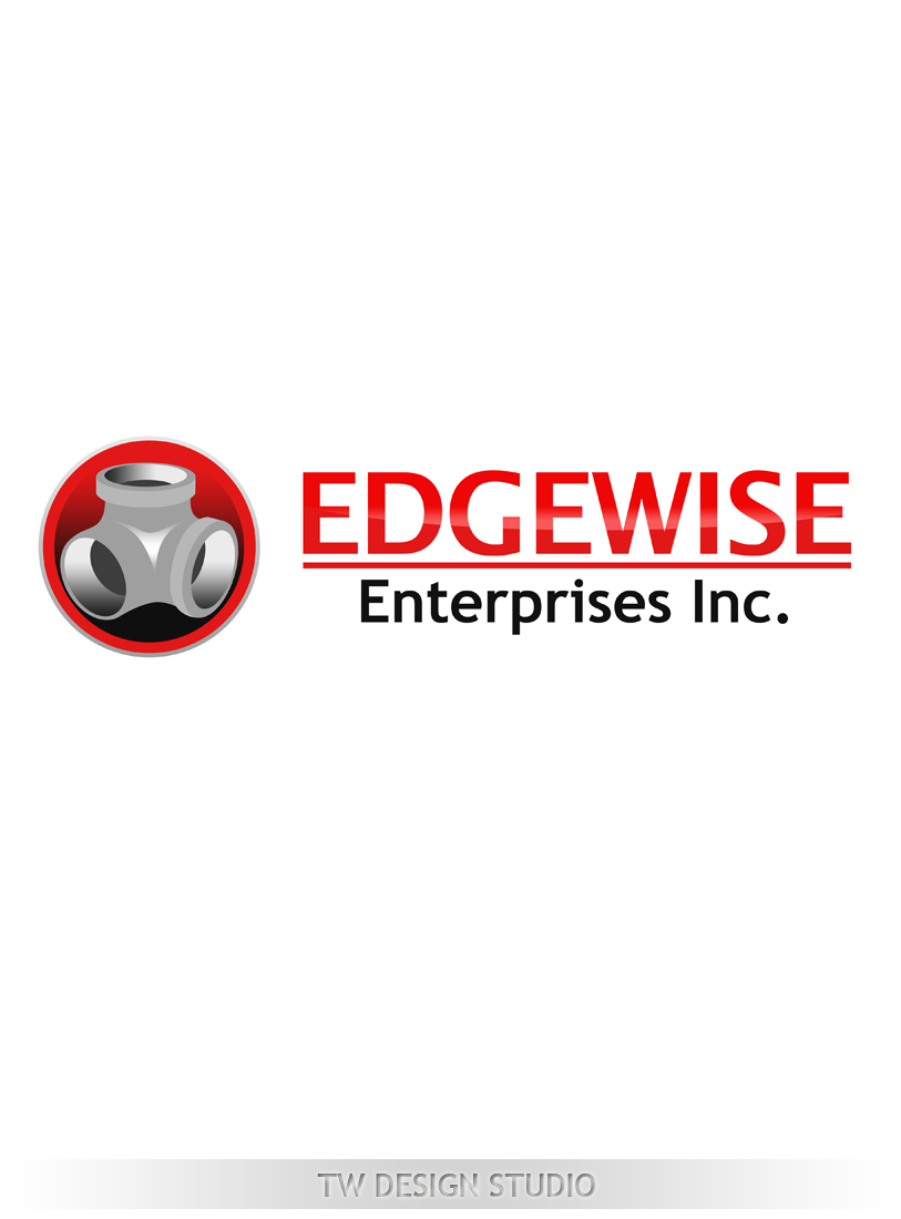 Logo Design by Private User - Entry No. 65 in the Logo Design Contest New Logo Design for Edgewise Enterprises Inc..