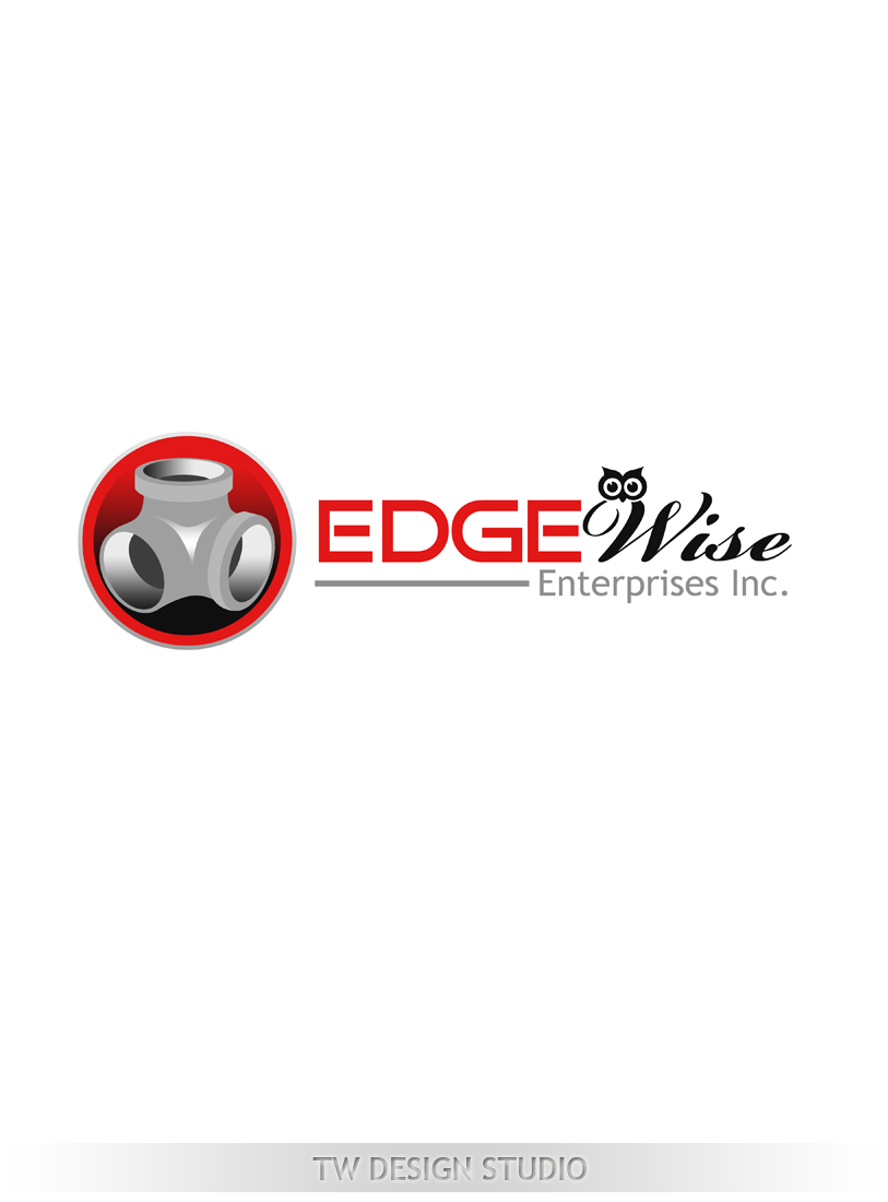 Logo Design by Robert Turla - Entry No. 66 in the Logo Design Contest New Logo Design for Edgewise Enterprises Inc..