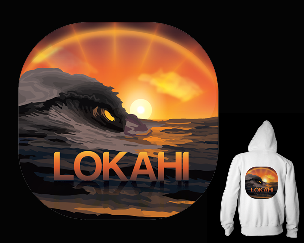 Logo Design by iwyn - Entry No. 81 in the Logo Design Contest  Epic Logo Design for LOKAHI designs.