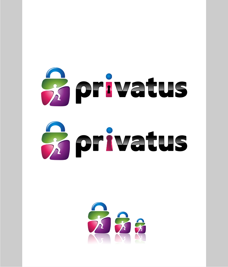 Logo Design by graphicleaf - Entry No. 139 in the Logo Design Contest New Logo Design for privatus.