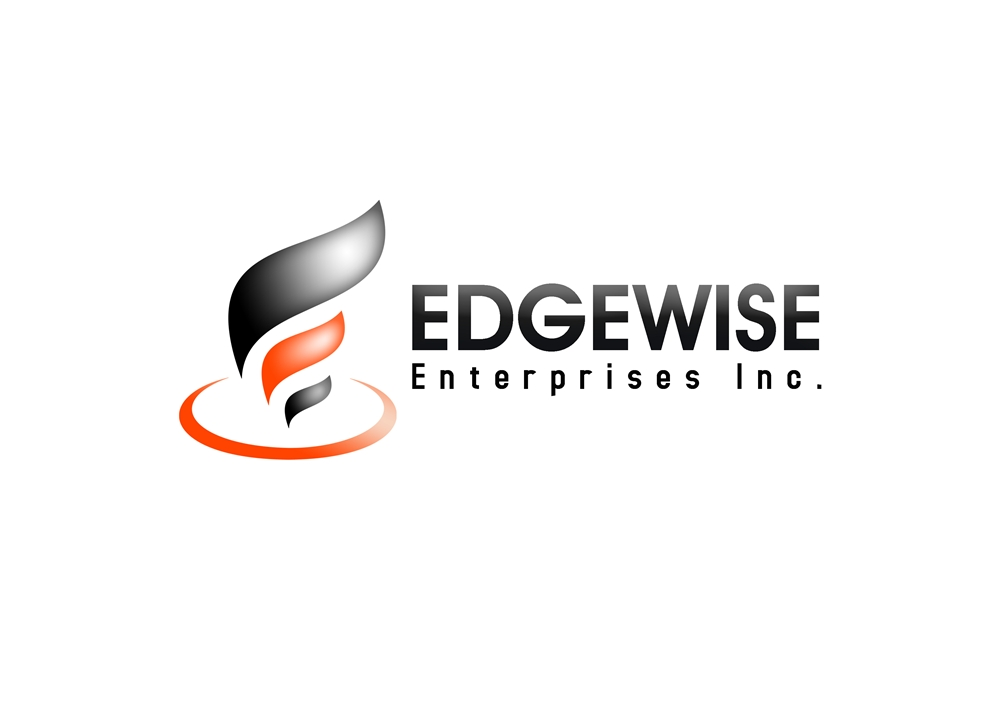 Logo Design by Respati Himawan - Entry No. 68 in the Logo Design Contest New Logo Design for Edgewise Enterprises Inc..
