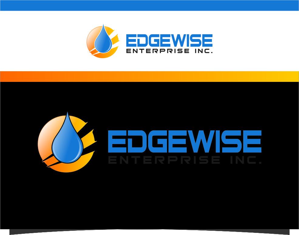 Logo Design by RasYa Muhammad Athaya - Entry No. 72 in the Logo Design Contest New Logo Design for Edgewise Enterprises Inc..