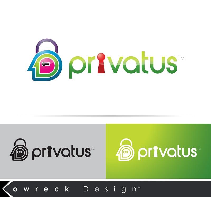 Logo Design by kowreck - Entry No. 153 in the Logo Design Contest New Logo Design for privatus.