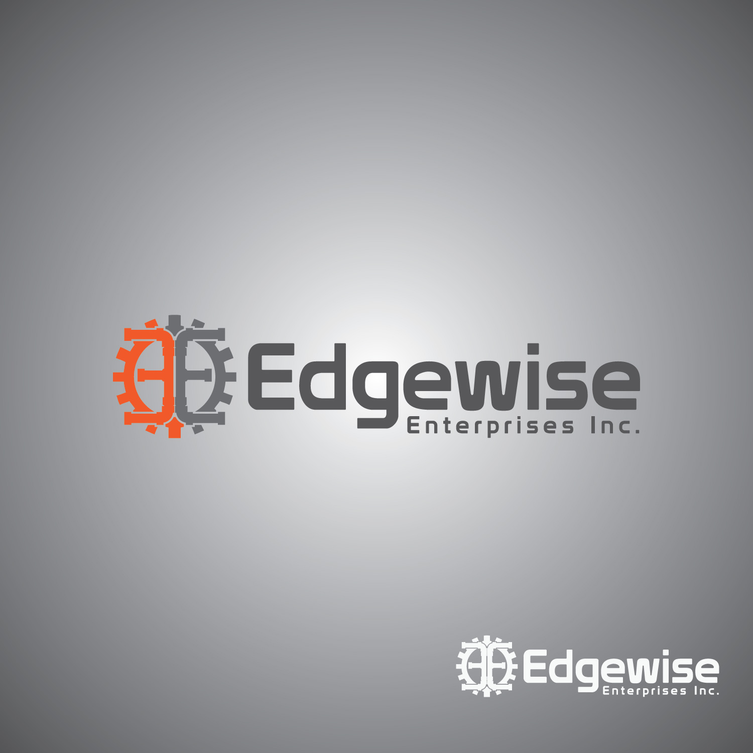Logo Design by lagalag - Entry No. 73 in the Logo Design Contest New Logo Design for Edgewise Enterprises Inc..