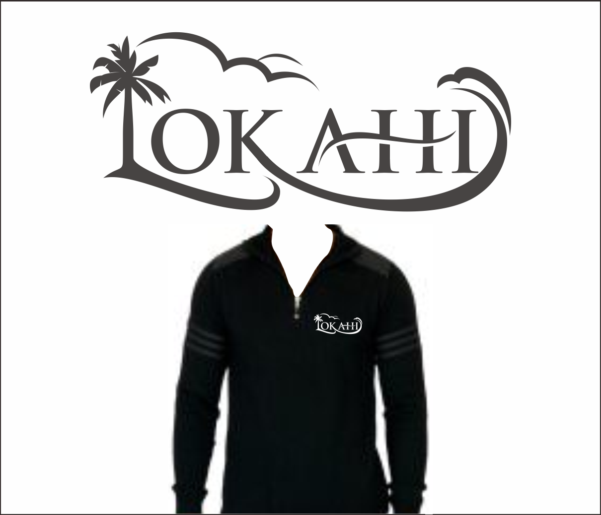 Logo Design by Armada Jamaluddin - Entry No. 87 in the Logo Design Contest  Epic Logo Design for LOKAHI designs.