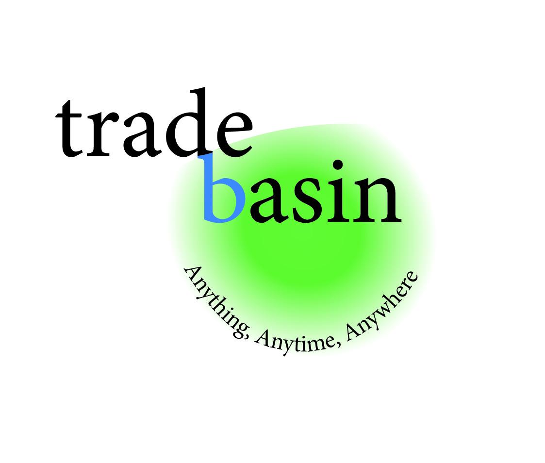 Logo Design by Fatima  - Entry No. 13 in the Logo Design Contest TradeBasin.