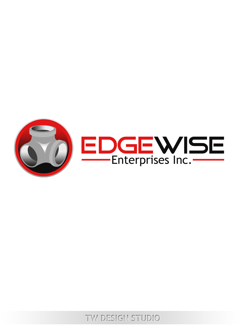 Logo Design by Robert Turla - Entry No. 76 in the Logo Design Contest New Logo Design for Edgewise Enterprises Inc..