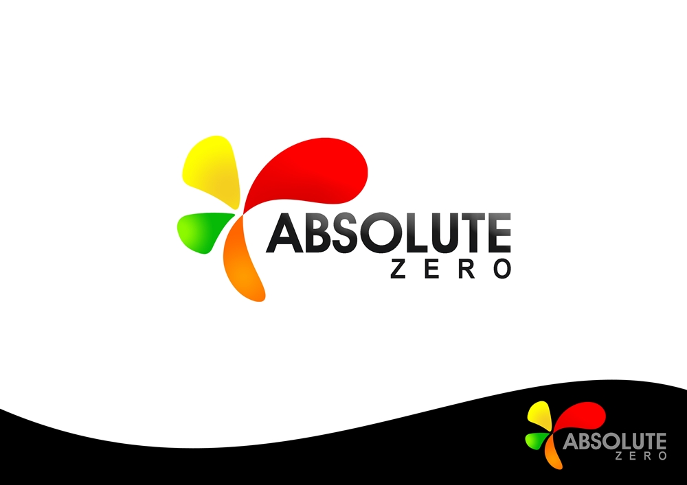 Logo Design by Respati Himawan - Entry No. 2 in the Logo Design Contest Imaginative Logo Design for Absolute Zero.