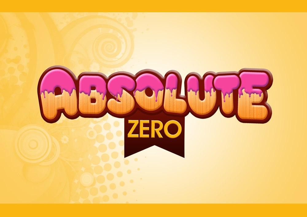 Logo Design by Respati Himawan - Entry No. 3 in the Logo Design Contest Imaginative Logo Design for Absolute Zero.