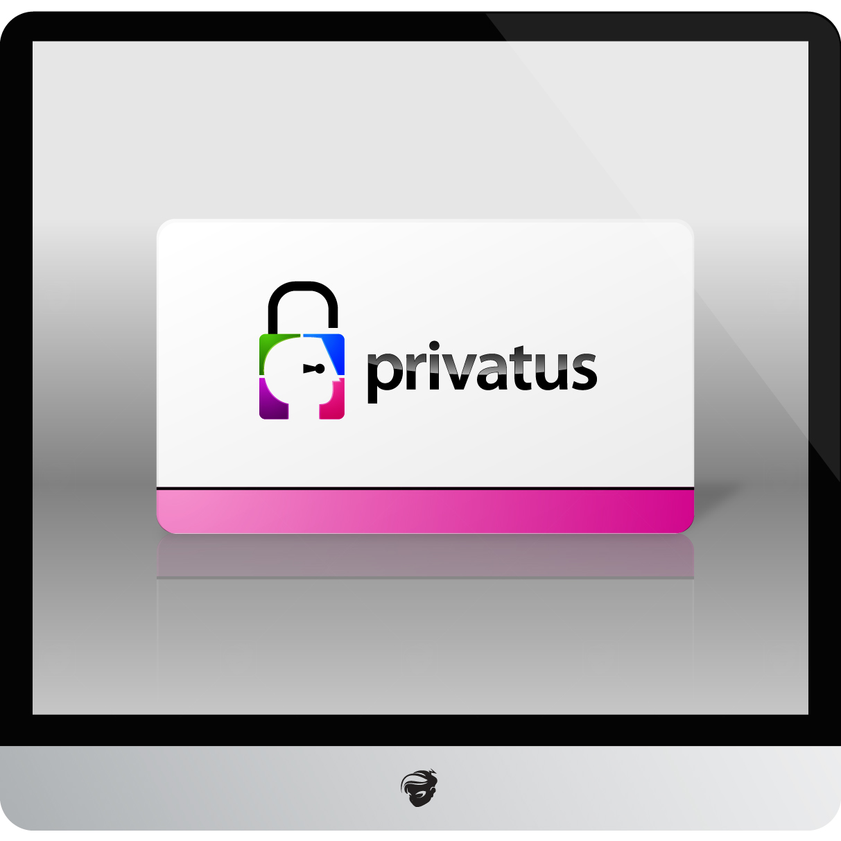Logo Design by zesthar - Entry No. 188 in the Logo Design Contest New Logo Design for privatus.